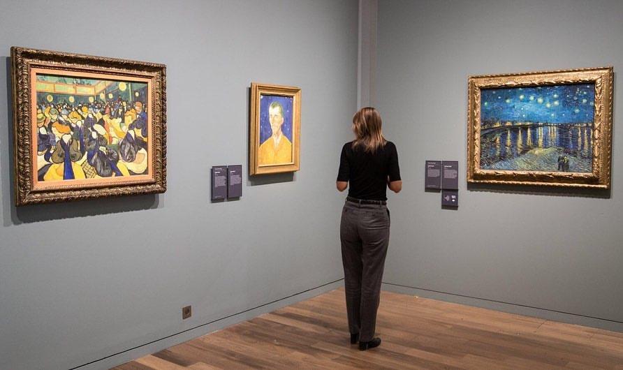 Il Musée d'Orsay rinnova e riapre le sale dedicate a van Gogh e ai postimpressionisti. Le foto