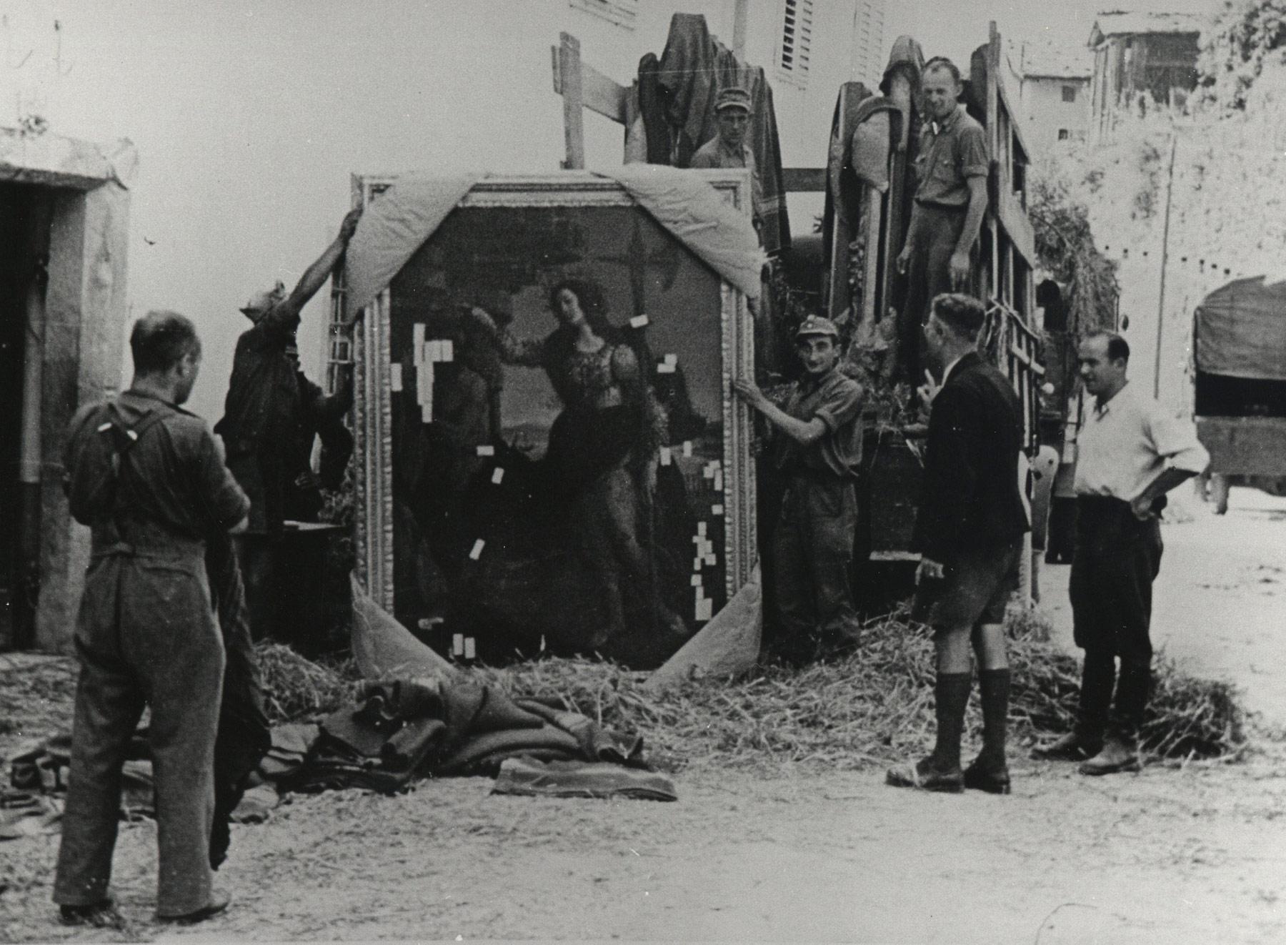 """Franceschini annuncia una grande mostra sui """"monuments men"""" italiani"""