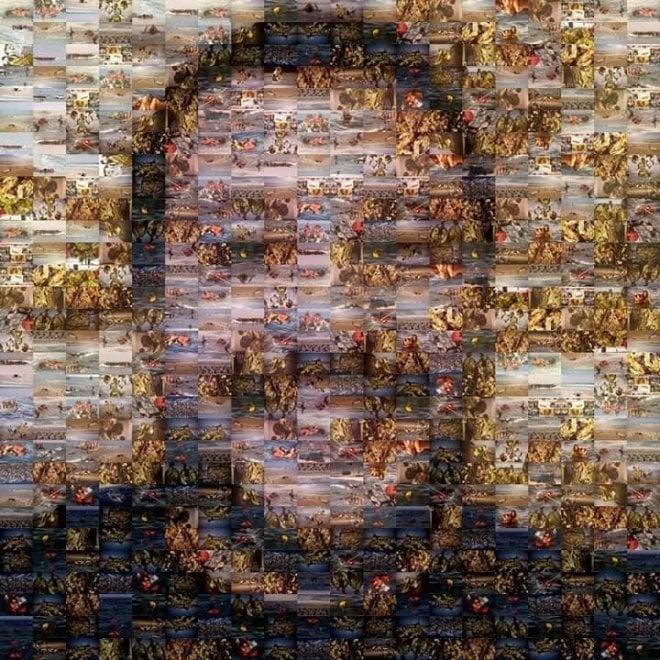 """Liceo artistico di Pisa crea poster di Salvini fatto con foto migranti. La sindaca leghista: """"falso ideologico"""""""