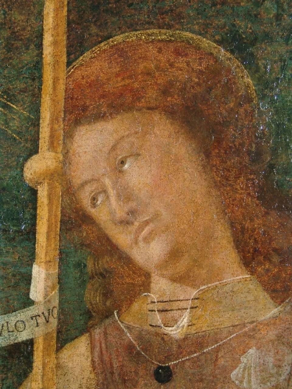 Il San Rocco di Bartolomeo della Gatta torna dopo il restauro al Museo Horne