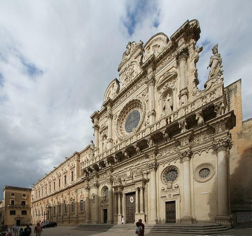 Da oggi si paga un biglietto per visitare le chiese di Lecce