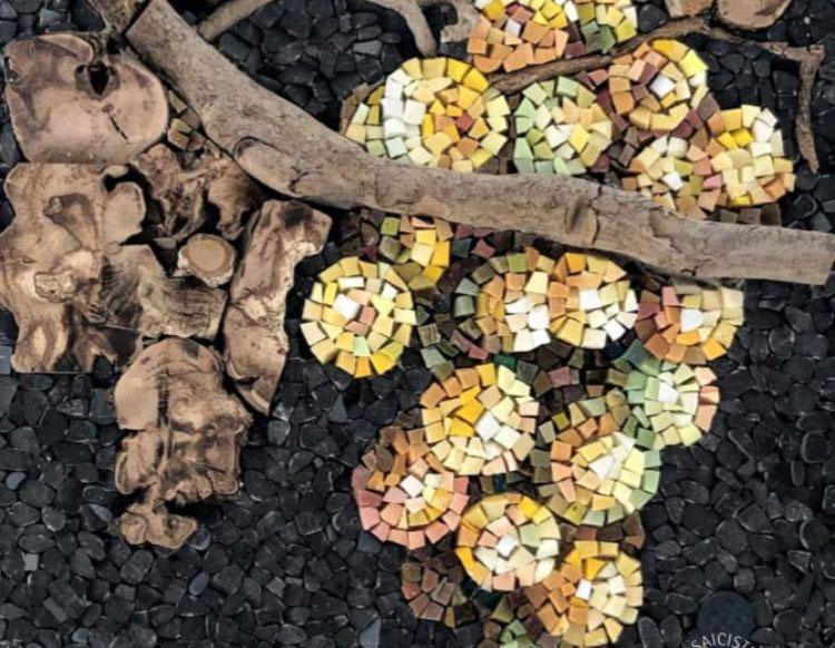 Vino&Mosaici: il loro legame raccontato dagli allievi della Scuola Mosaicisti del Friuli