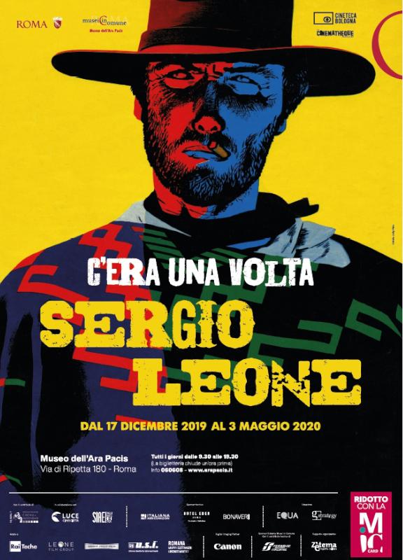Roma, al Museo dell'Ara Pacis una mostra celebra i western di Sergio Leone