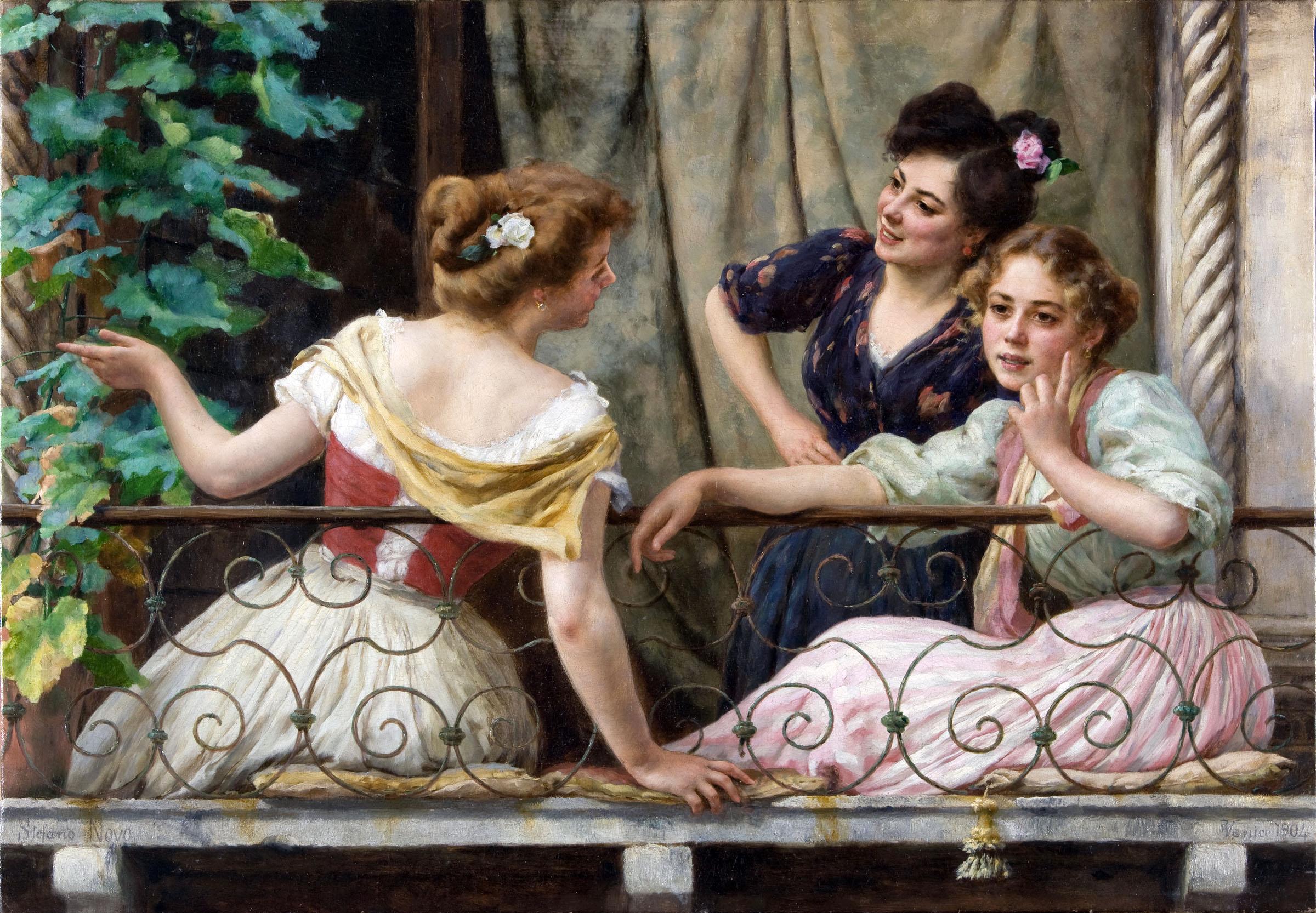 Brescia, una mostra per celebrare la donna nella storia dell'arte, da Tiziano a Boldini