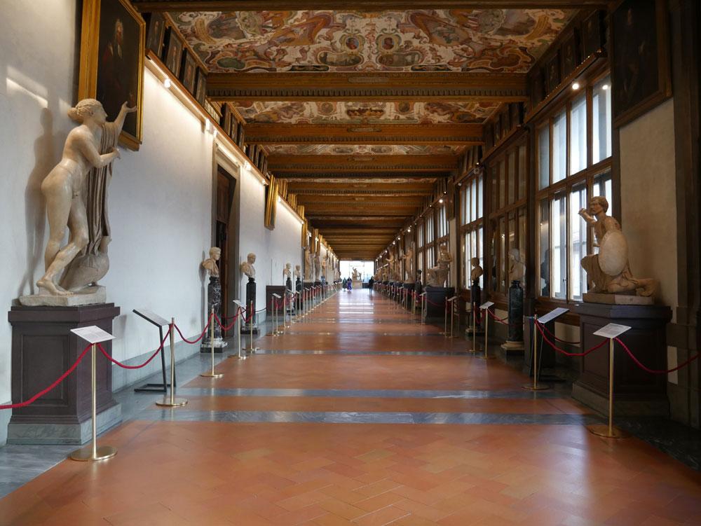 Notte dei Musei alle Gallerie degli Uffizi
