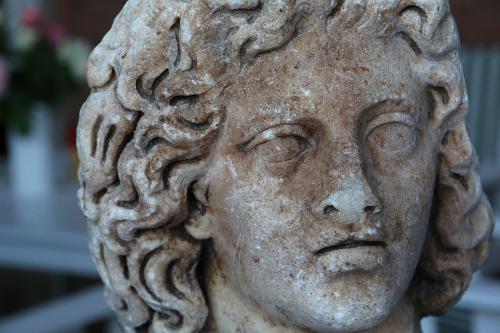 La Germania restituisce all'Italia una testa romana trafugata, è un'opera in marmo del II secolo d.C.