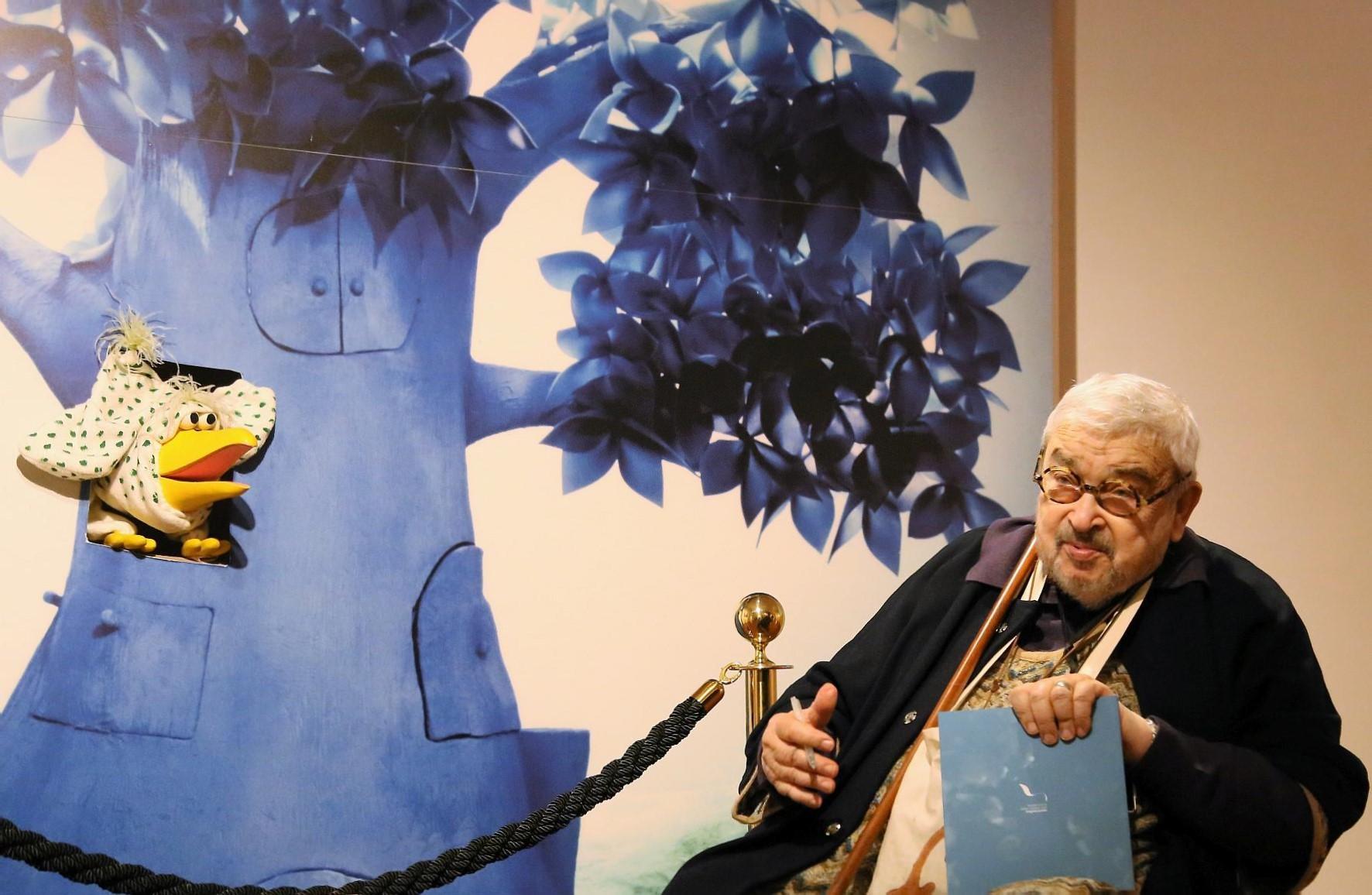 Addio a Tinin Mantegazza, grande illustratore e scenografo, padre di Dodò e del cabaret milanese