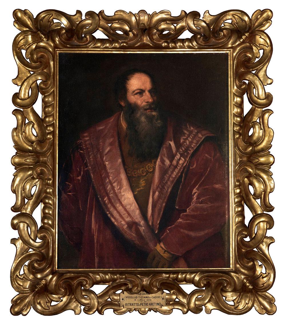 Gli Uffizi celebrano Pietro Aretino con la prima mostra interamente a lui dedicata