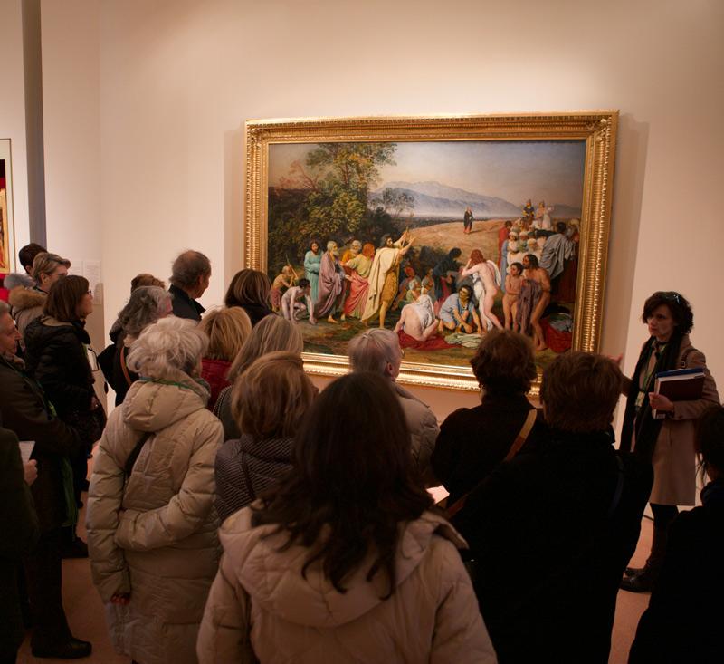 Roma, successo e ultimi giorni per la mostra sul tratto russo ai Musei Vaticani