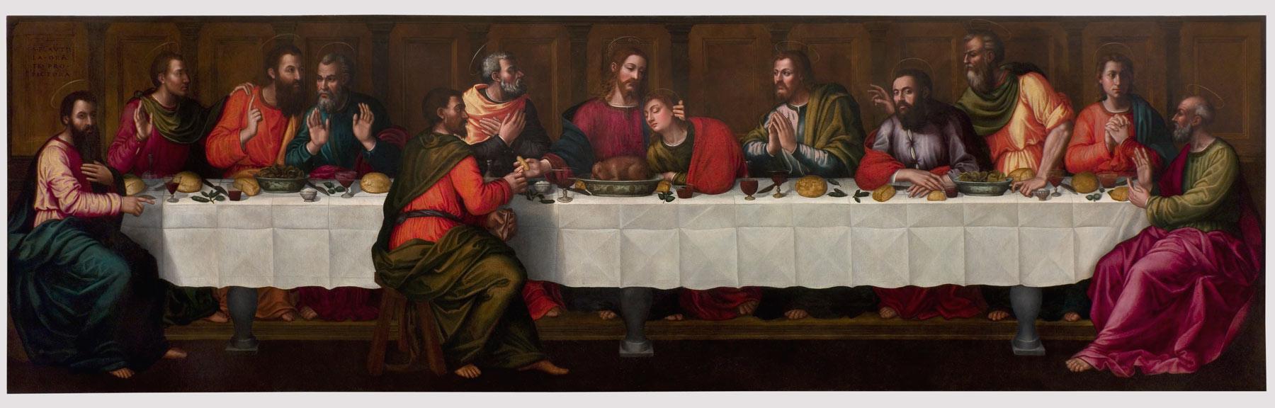 Картинки по запросу sister plautilla nelli last supper