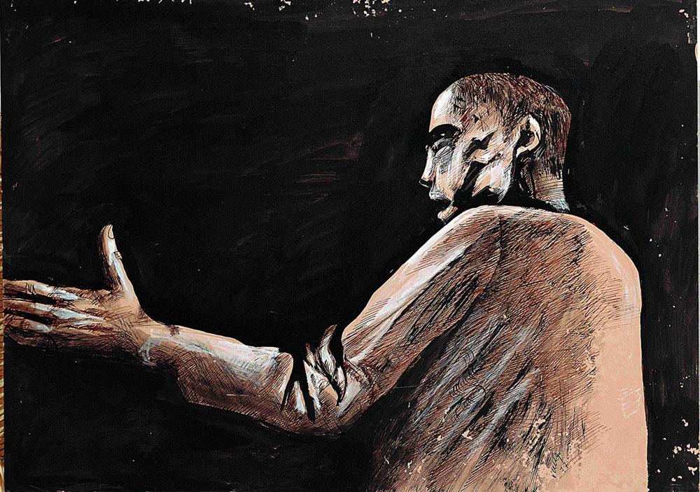 La Galleria Bottegantica di Milano omaggia le sculture di Giuliano Vangi