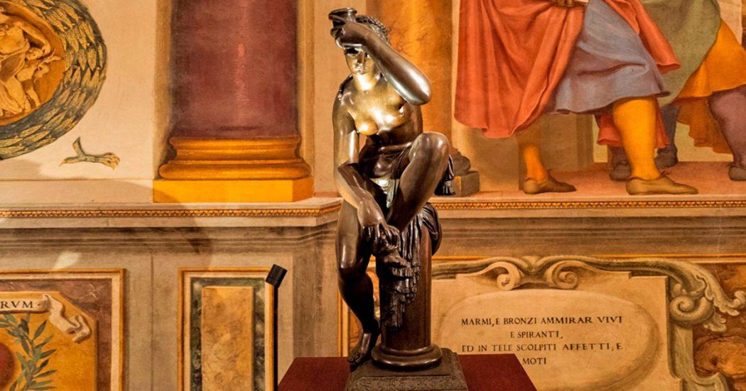 Venere del Giambologna, continua la disputa tra gli studiosi