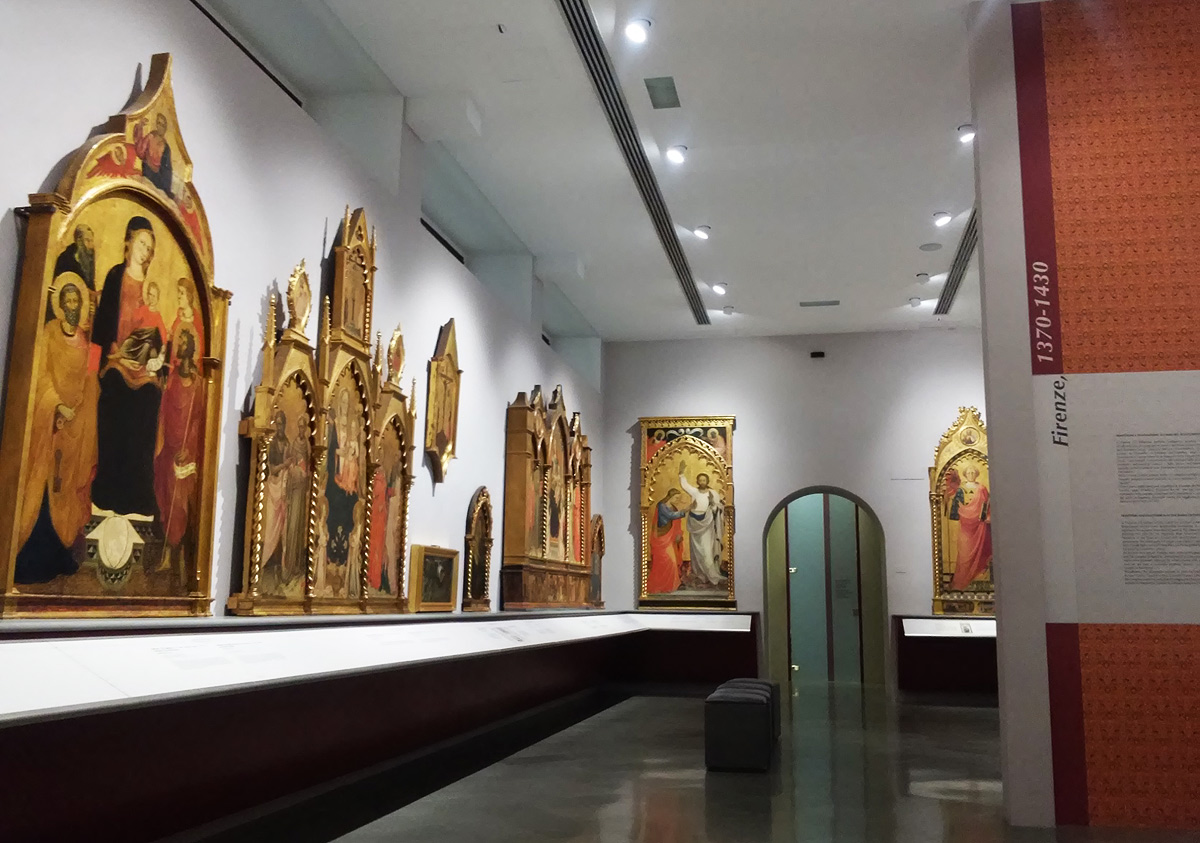 La Galleria dell'Accademia di Firenze, che perderà probabilmente l'autonomia con la controriforma Bonisoli