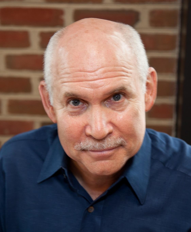 Ritratto di Steve McCurry. Foto di John Ramspott