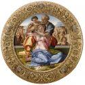 Il Tondo Doni di Michelangelo: origini e significato di uno dei più grandi capolavori della storia dell'arte