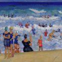 La dolcezza del mare, le spiagge, il Mediterraneo. La pittura plurale di Moses Levy in mostra nella sua Viareggio