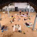 Come dobbiamo interpretare la vittoria della finta spiaggia del padiglione della Lituania alla Biennale di Venezia?