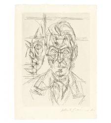 L'intero corpus grafico di Alberto Giacometti va in mostra per la prima volta: oltre 400 fogli esposti