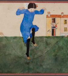 Quando gli artisti dipingevano come bambini. Il primitivismo infantilista nell'arte italiana del primo Novecento