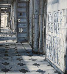 I luoghi ultimi di Andrea Chiesi, a Ravenna la produzione dell'artista dai primi anni Duemila a oggi
