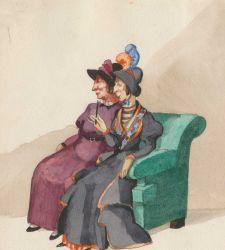 Anna Marongiu, grande artista sarda del primo Novecento, ricordata al MAN di Nuoro con la prima retrospettiva su di lei