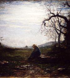 Per Antonio Fontanesi, protagonista dell'Ottocento tra Morbelli e Pellizza da Volpedo, una grande mostra a Reggio Emilia