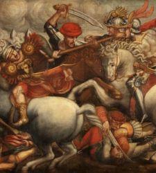 Ad Anghiari, una mostra sulla... battaglia di Anghiari, per ricordare il genio di Leonardo da Vinci