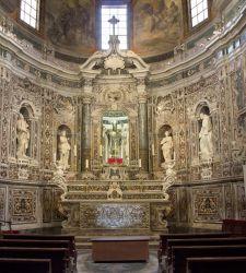 Un brano di barocco napoletano in Puglia: il Cappellone di San Cataldo al Duomo di Taranto