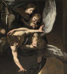 """Caravaggio, Nostra Signora della Misericordia. Un libro sulle """"Sette opere"""" del Pio Monte di Napoli"""