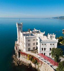 Trieste, il Castello di Miramare. L'affascinante storia di un sogno