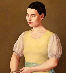 A Trapani undici capolavori da Milano ripercorrono il ritratto del Novecento
