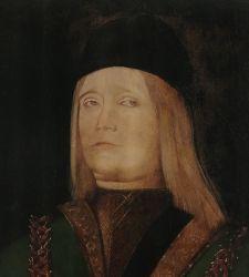 Un iconico capolavoro della storia di Bologna e di Ercole de' Roberti: il Ritratto di Giovanni II Bentivoglio
