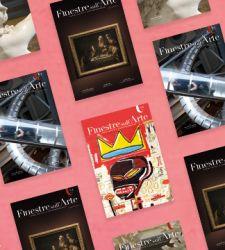 Nasce Finestre sull'Arte on paper: 168 pagine di articoli, recensioni e approfondimenti