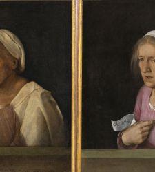 """La """"Vecchia"""" di Giorgione prima e dopo. Tutto sul restauro del capolavoro di Venezia"""