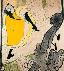 Le opere ateniesi di Toulouse-Lautrec tornano in Italia per una mostra alla Villa Reale di Monza