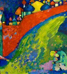 Da Kandinskij a Chagall, una mostra sul sacro e sulla bellezza nell'arte russa. A Vicenza