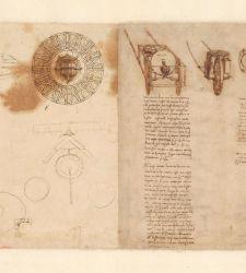 Fano celebra Leonardo e Vitruvio con disegni dal Codice Atlantico