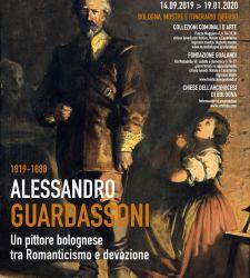 A Bologna una mostra diffusa per il bicentenario della nascita del pittore romantico Alessandro Guardassoni