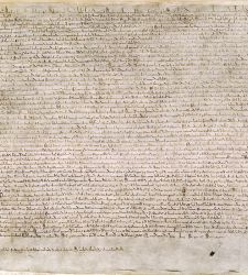 La Magna Charta per la prima volta in Italia. L'eccezionale evento a Vercelli