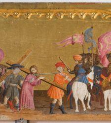 Lusso nel Medioevo: i cassoni nuziali in gesso dorato sono in mostra a Perugia