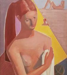 La geometria della purezza di Mario Tozzi in mostra alla Galleria de' Bonis di Reggio Emilia