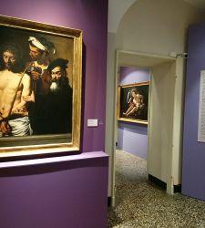 La mostra su Caravaggio e i genovesi a Genova, le foto esclusive in anteprima