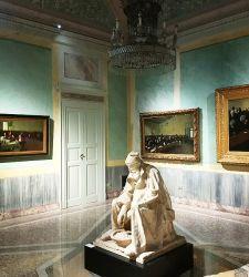 Angelo Morbelli, la sua Milano, il divisionismo. La bella mostra del centenario alla Galleria d'Arte Moderna