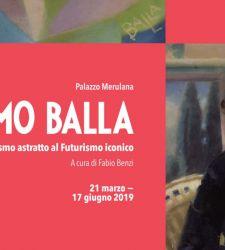 Giacomo Balla dal futurismo astratto al futurismo iconico. La mostra a Roma
