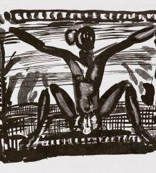 Xilografie di Chagall, Picasso, Kirchner e Rouault ispirate all'arte africana in mostra a Carpi
