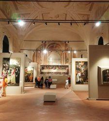 Giulio Romano, Correggio, Bonsignori: uno straordinario ritorno. La mostra sul Cinquecento a Polirone