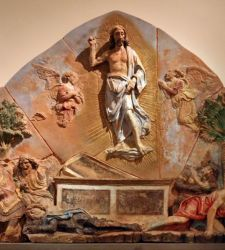 Fuori mostra: la Resurrezione di Cristo di Verrocchio, da Careggi al secondo piano del Museo del Bargello