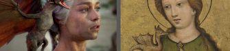 """10 momenti de """"Il trono di spade"""" che ricordano la storia dell'arte"""