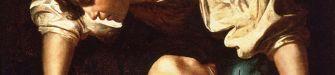 """Caravaggio o Spadarino? La storia del """"Narciso"""" della Galleria Nazionale d'Arte Antica di Palazzo Barberini"""
