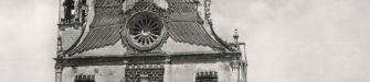 Gravina in Puglia, la singolare storia della chiesa con la facciata a forma di stemma nobiliare